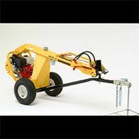 Post Hole Augers — 1 Man Towable Auger in Indianapolis, IN
