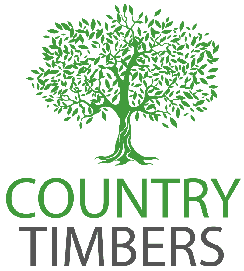 Country Timbers & Potting Shed company logo