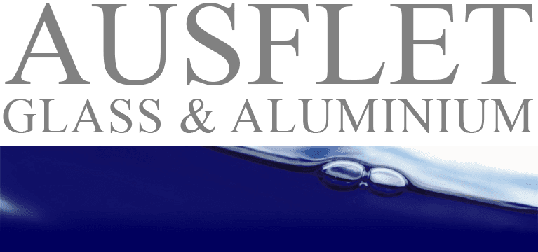 ausflet glass and aluminium