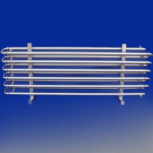 scambiatore di calore a tubi concentrici