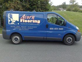 Wooden floor installations - Wirral, Liverpool, Merseyside, Cheshire, The North West - Acorn Flooring - Wooden flooring
