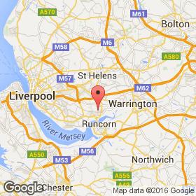 Merseyside and Cheshire