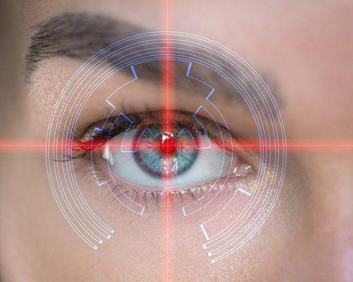 laser per oculistica