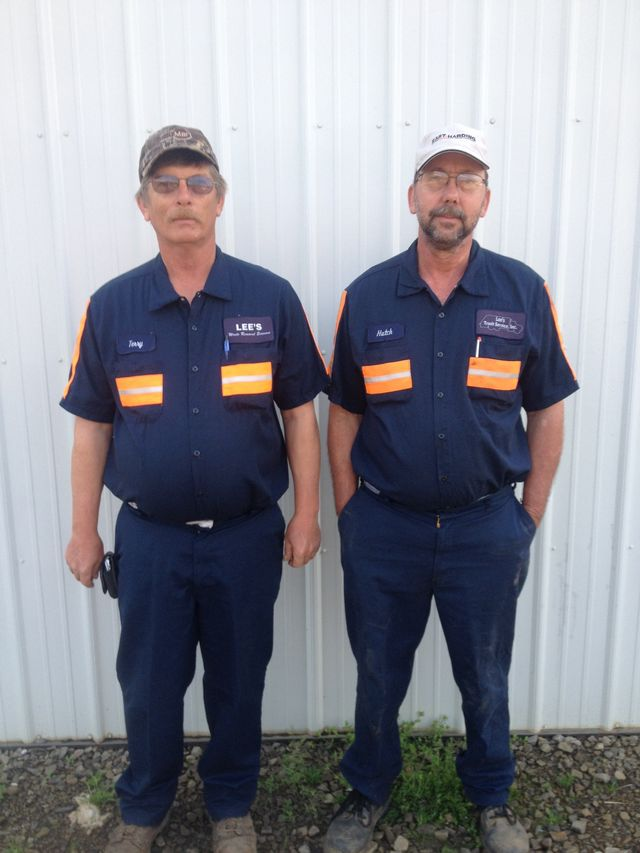 Trash Collection Workers in Russellville, AR