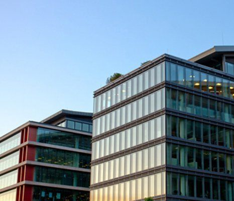Commercial property valuations in London
