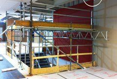 Haki staircase solutions