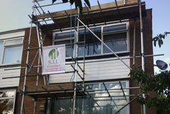 Fully trained scaffolders