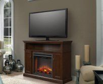 Simplifire Ashley Cabinet electric fireplace in Anchorage