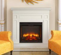 Simplifire Monarch Cabinet electric fireplace in Anchorage