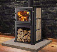 Quadra Fire Discovery II Non-Catalytic Wood Stove EPA Certified, Blaze King, Jotul, Vermont Castings