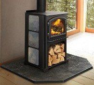 Quadra Fire 3100 Limited Edition Non-Catalytic Wood Stove EPA Certified, Blaze King, Jotul, Vermont Castings