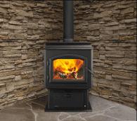 Quadra Fire Adventure II Non-Catalytic Wood Stove EPA Certified, Blaze King, Jotul, Vermont Castings