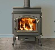 Quadra Fire 4300 Step Top Non-Catalytic Wood Stove EPA Certified, Blaze King, Jotul, Vermont Castings