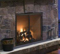 Rutherford Wood Burning Fireplaces