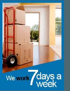 Removals - Surrey - Me Now UK Ltd - Boxes