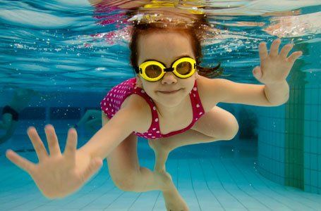 swimming class for 3+ years