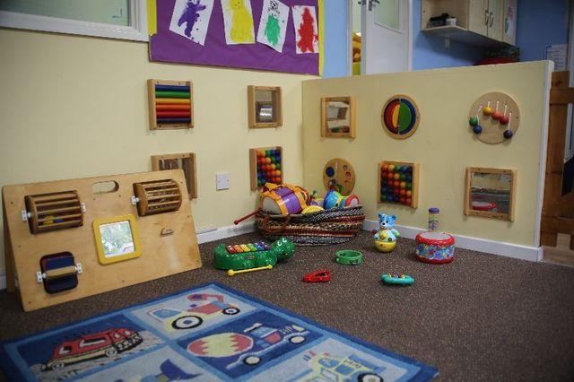 A selection of nursery rooms for your children in Kent