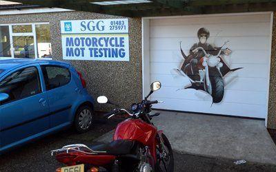 Motorcycle MOTs