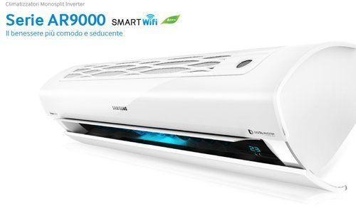 condizionatore-serie AR9000 Smart
