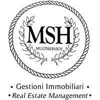 MULTISERVICE MSH CENTRO SERVIZI GESTIONI IMMOBILIARI-LOGO