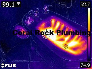 Thermal Camera Plumber in Palm Bay FL Plumber in Melbourne FL
