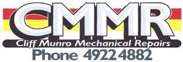 CMMR cliff munro mechanical repairs