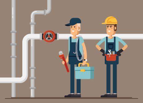 Riparazione idraulica