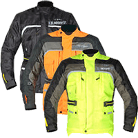 Amoured Jacket | Kickstart Moped Hire | Norfolk, Cambs & Suffolk border