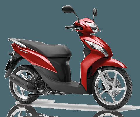 Honda Vision 50cc Moped Hire | Kickstart Moped Hire | Norfolk, Cambs & Suffolk border