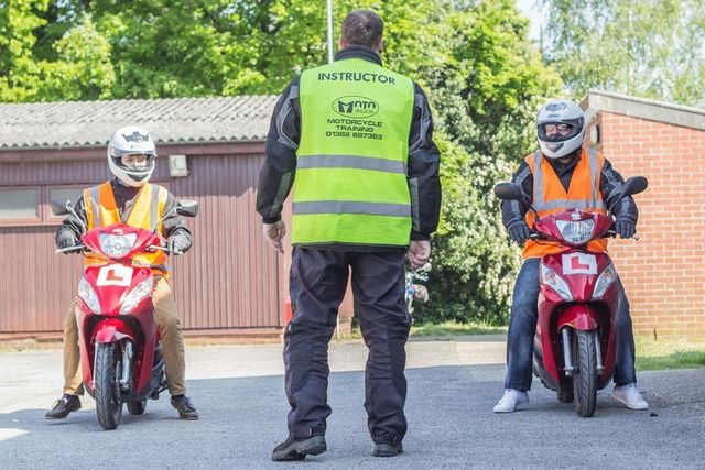 CBT Training | Kickstart Moped Hire | Norfolk, Cambs & Suffolk border