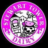 Stewart Tower Dairy Logo
