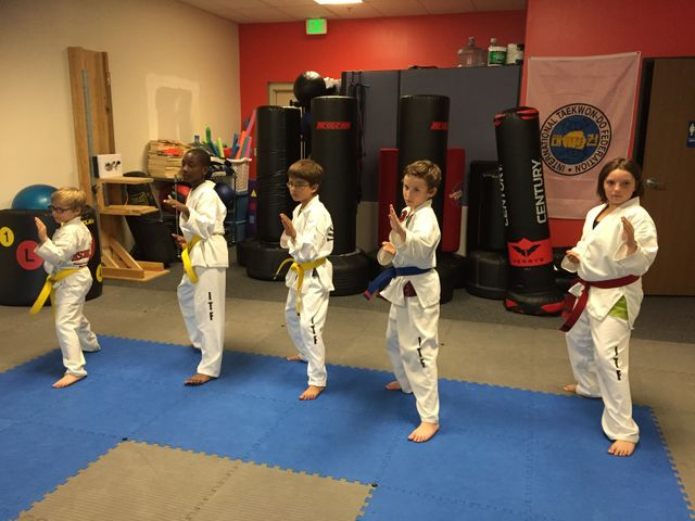 Kids ITF Taekwon-do