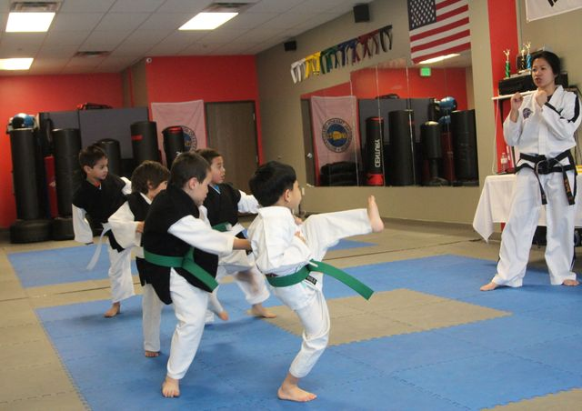 Little Ninjas Taekwon-do