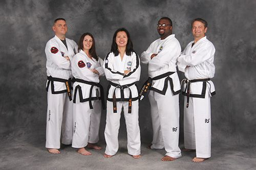 TAMA Black Belt Instructors