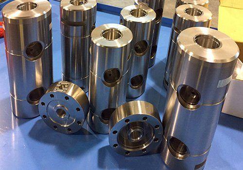 Delle lavorazioni di precisione in metallo