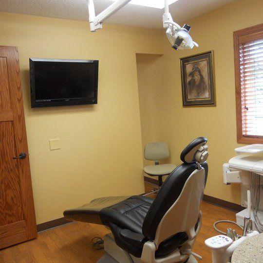 Walton Dental Health Patient Room