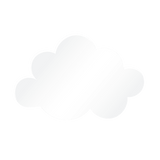 nuvola vettoriale