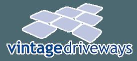 vintage driveways logo