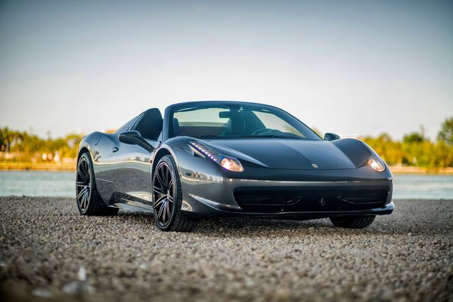 Exotic Car Rental In Miami - Current sports cars
