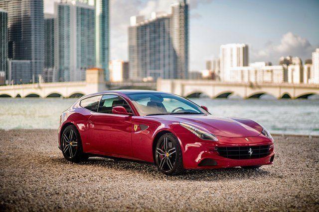 Ferrari Ff Rental Miami Exotic Cars