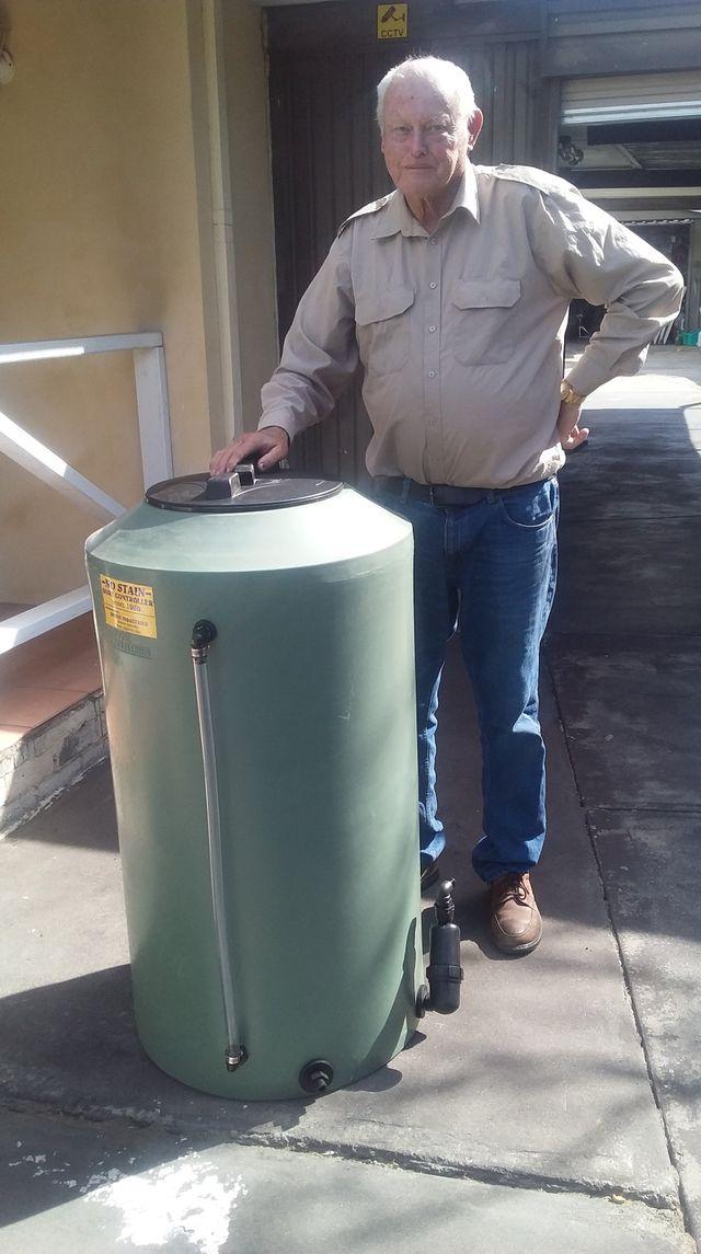 irvine industries a sprinkler system