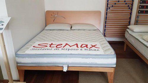 materasso matrimoniale SteMax in esposizione