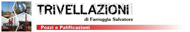 Trivellazioni Pozzi E Palificazioni Di Farruggia Salvatore – Logo