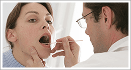 controllo bocca