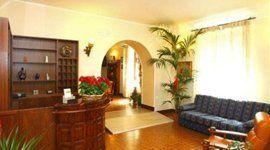 sala relax casa di riposo