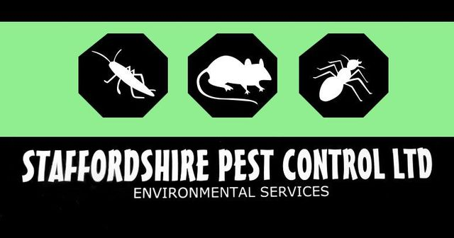 STAFFORDSHIRE PEST CONTROL LTD logo
