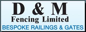D & M Fencing Limited logo