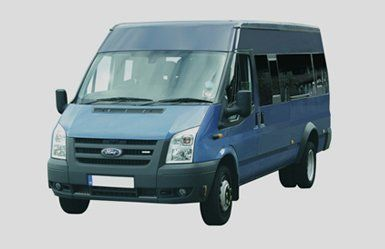 8-16 seater mini buses