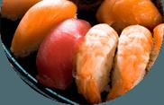 sushi, piatti giapponesi, specialità giapponesi