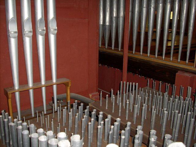 Elice Massimo, Genova (GE), restauro organi da chiesa